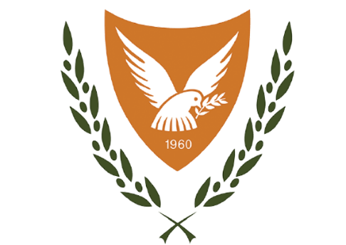 Republic of Cyprus government flag